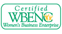MB Piland WBENC certification