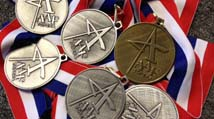 mbpiland medals from 2013 ADDY awards