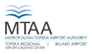 Metropolitan Topeka Airport Authority logo by MB Piland